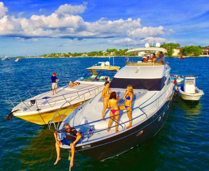 How much does it cost to rent a yacht for a party? - BOAT ...